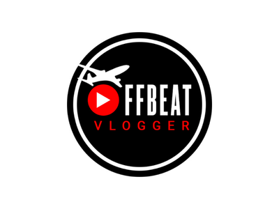 OffBeat Vlogger youtube blogger vlogger vlogging websitedesign webdesign responsivedesign psddesign logodesigns logodesigners logo leyoutdesign idcard graphicdesign busniesscard business bannerdesign adobeillustratordraw adobe photoshop adobe illustrator