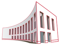 Landman Library Vector