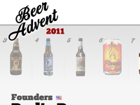 Beer Advent 2011