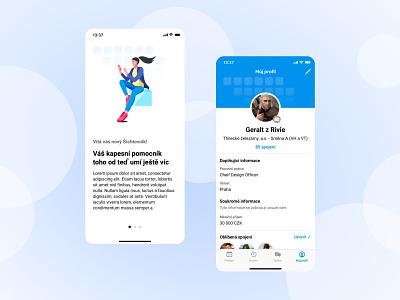 Shifter Update - Shift calendar mobile app ios app ui design calendar app calendar ui app design