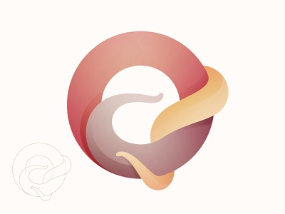 Octopus octopus design branding logo