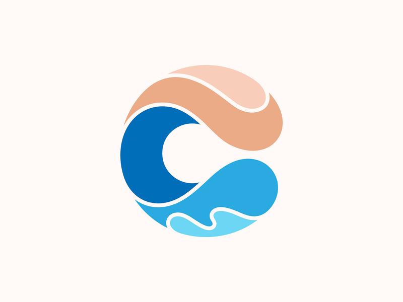 Wave wave illustration