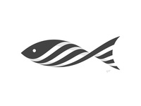 Fish Logo branding sea fish logo
