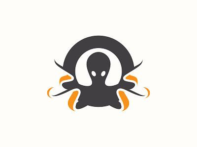 Octopus Logo octopus branding logo