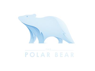 Polar Bear © yoga perdana blue ice polar bear yp
