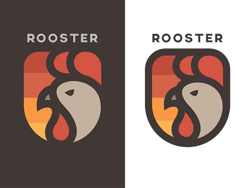Rooster yp © yoga perdana