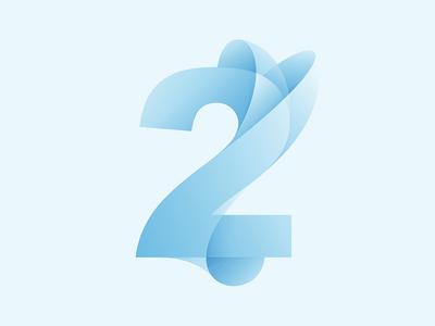2 number © yoga perdana yp 2