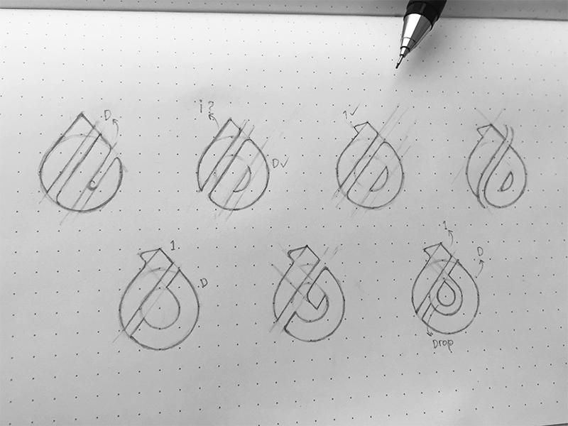Logo Concept yp © yoga perdana