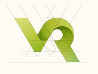 VR Logo Construction