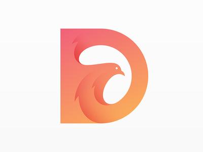 Dove dove animal bird yp © yoga perdana logo