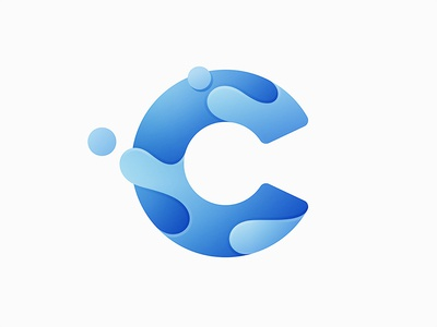 C Logo c logo © yoga perdana yp