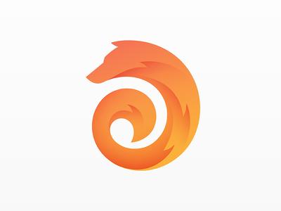 Fox Logo fox logo © yoga perdana yp