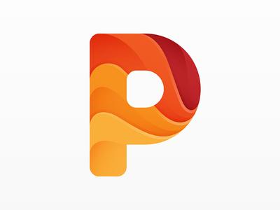 P p logo © yoga perdana yp