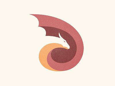 Dragon Logo 2 yp © yoga perdana logo