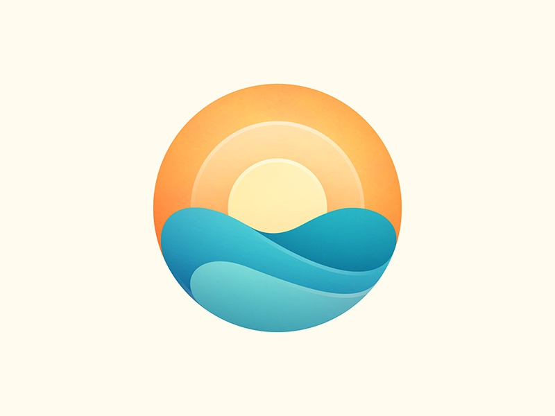 Sunrise yp © yoga perdana logo