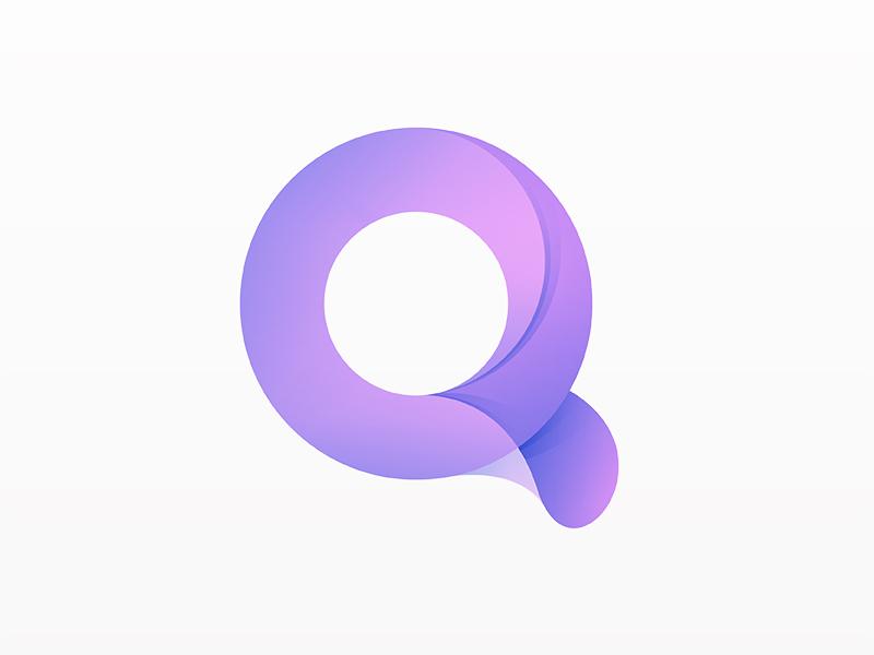 Q Logo yp © yoga perdana logo
