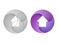 Arrow   circle 2