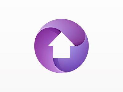 Arrow + Circle