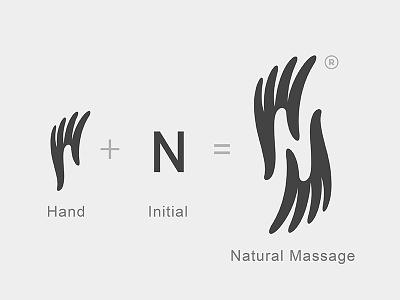 Natural Massage Logo