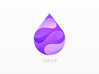 Drop Logo (Color Update)