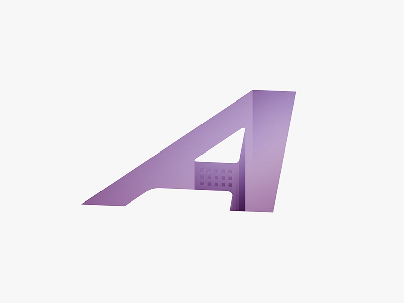 A for appartment