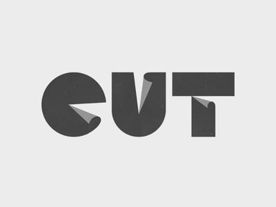 Cut Logotype