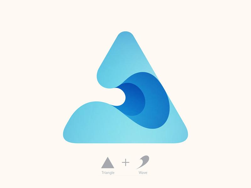 Triangle + Wave