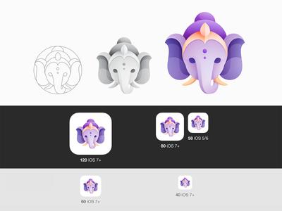 Ganesha.Social Ios Icon