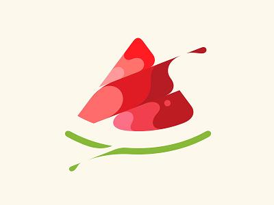 Watermelon watermelon design illustration © yoga perdana yp