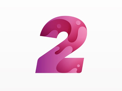 2 2 type typography design branding vector logo illustration yp © yoga perdana
