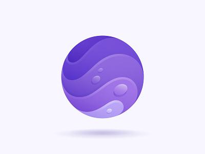 Wave splash water wave design vector illustration logo