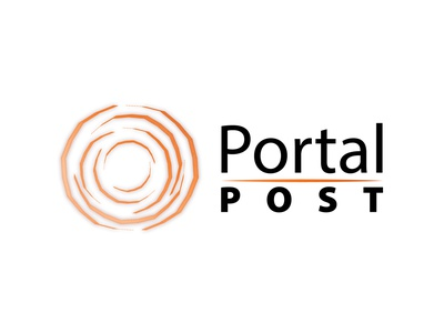 Day 42, #dailylogochallenge postal service post logo orangelogo adobe dailylogo logodesign logochallenge adobeillustration logo illustration dailylogochallenge design graphic design