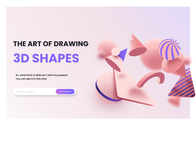 the art of drawing minimal ui ux icon typography vector illustration figma design concept