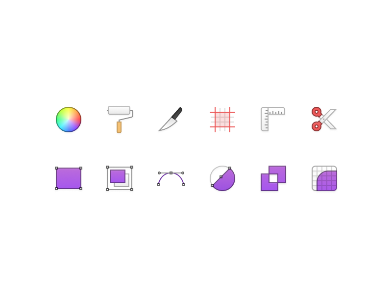 The Designers Toolbelt (Made with Figma) drawing edit figma small design icon app sketch icons