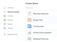 File Manager (Web)