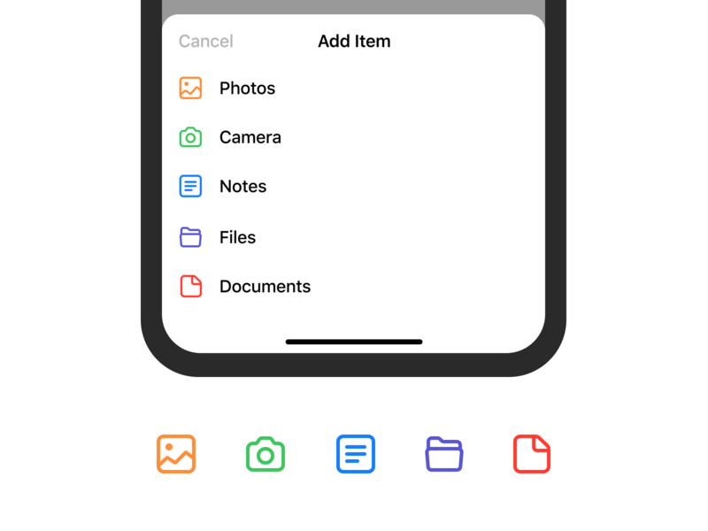 Drawer Icons figma bottom sheet mobile icon application icons design ios ux app ui ui.