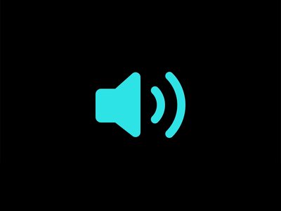 Mute / Unmute Toggle Animation lowprofile toggle mute unmute invision studio icon design animation application icons app ui