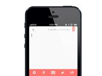 Notes iOS App