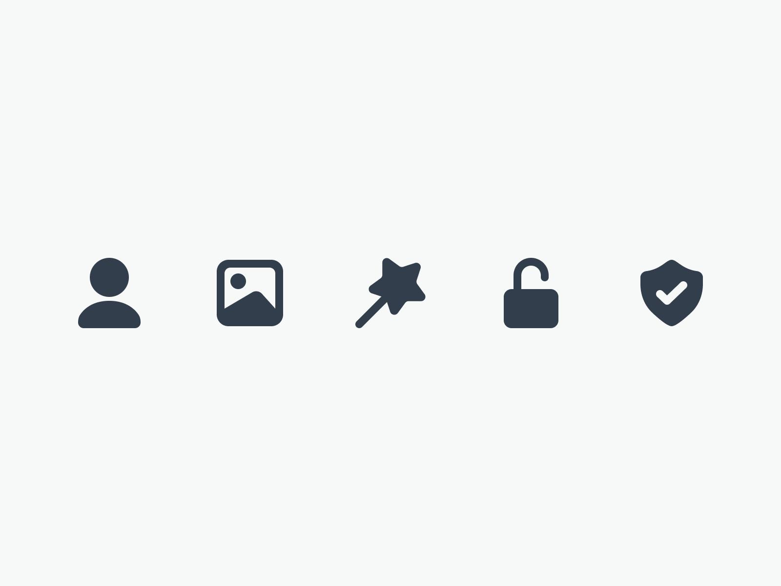 Icon samples  alexvanderzon