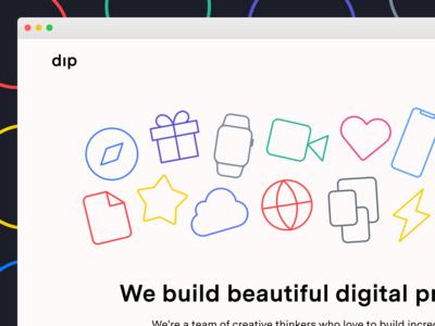 Dip Website Teaser