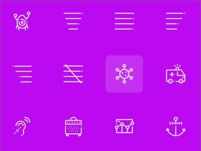 Covid icons covid19 icons fully ui covid