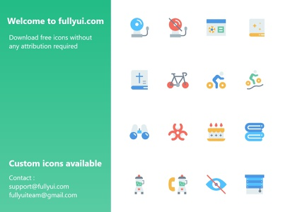 Basic UI icons in Flat Style illustration fullyui royalty free icons custom icons multicolor flat design uiux user interface ui user interface icon sets icons vectors illustraion illustrator flat style