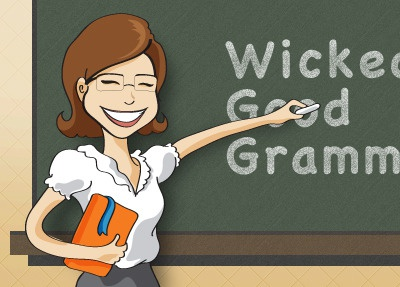 Wicked Good Grammah' illustration texture vector cartoon