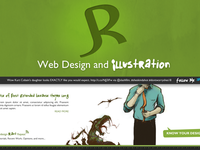 Portfolio Home Page