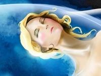 Melancholia - iPad Art