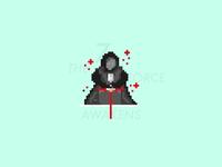 Kylo Ren // Star Wars 7