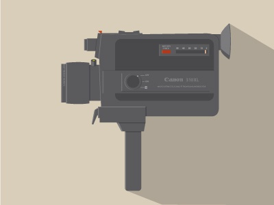 S8 flat icon super8 flat icon long shadow