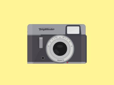 Voigtlander camera photo camera photo