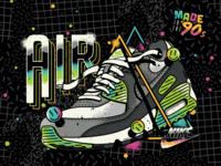 Nike / Air Max 90 – 30th Anniversary