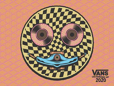 Vans Checkerboard Day vacation skateboard checkerboard vans